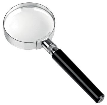 Wonday leesloep diameter: 90 mm, vergroot 3 keer, op blister
