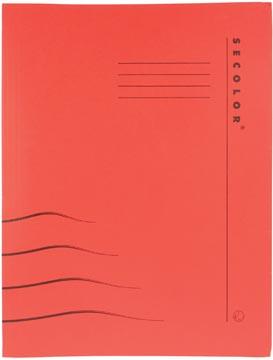 Jalema Secolor Clipmap voor ft A4 (31 x 25/23 cm), rood
