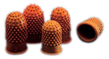 Velos telvingers nr. 2, diameter 20 mm, pak van 10 stuks