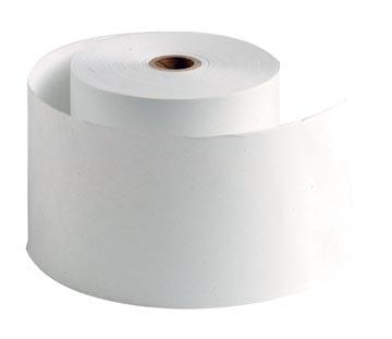 Rekenrol ft 57 mm, diameter +-67 mm, asgat 12 mm, lengte 43 meter, pak van 5 rol
