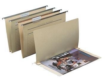 Alzicht by Jalema hangmappen voor laden, ft folio, V-bodem