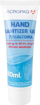 Desinfecterende handgel, tube van 80 ml