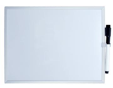 Desq magnetisch whiteboard ft 30 x 40 cm