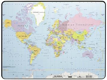 Durable onderlegger Wereld
