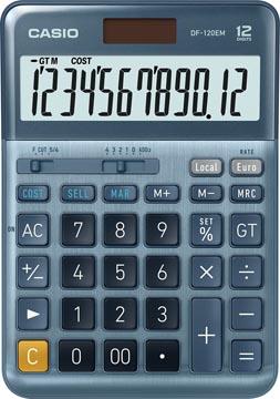 Casio Bureaurekenmachine DF-120EM